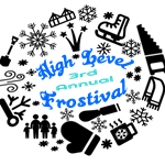 Frositval logo 3rd annual