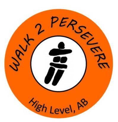 Walk to Perservere logo