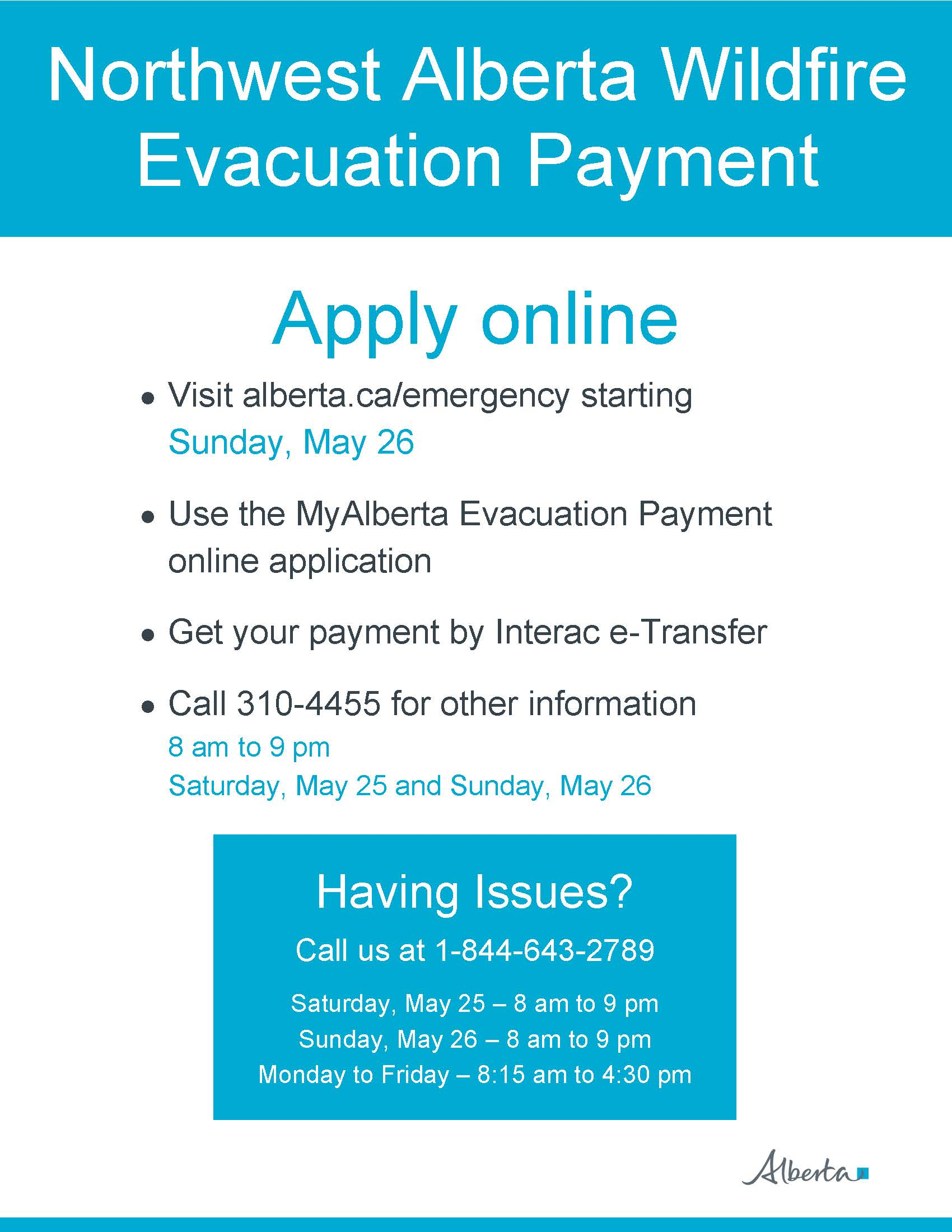 POSTER - Evacuation Payment Apply May24-1715PM.docx
