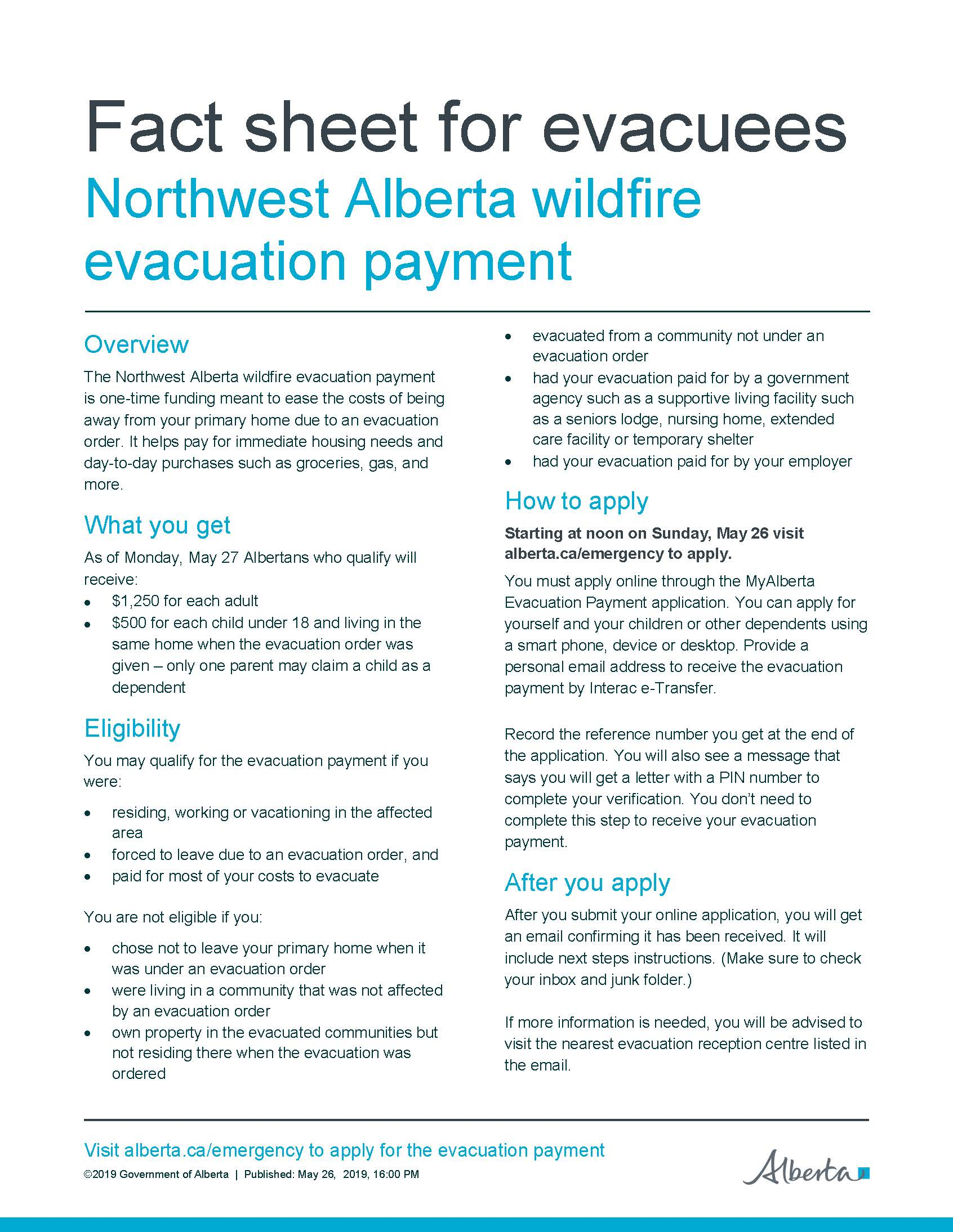 (2)FACT SHEET - Evacuation Payment May26-1645_Page_1