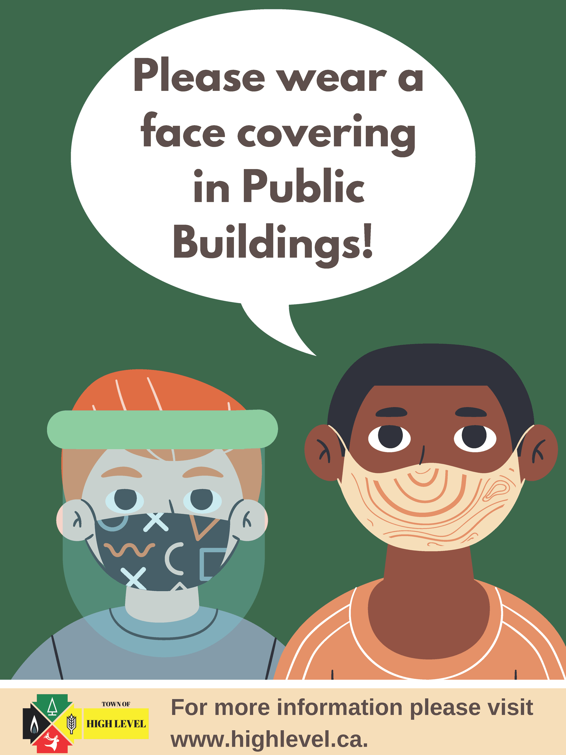 Face Coverings SUPPORT Opens in new window